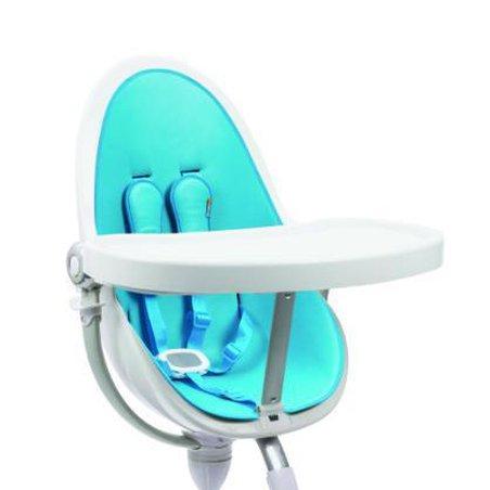 Stelaż krzesełka Bloom Fresco Chrome  - biały