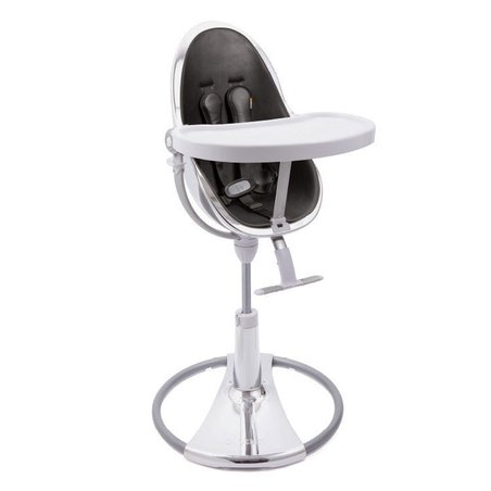 Stelaż krzesełka Bloom Fresco Chrome - srebrny - metalik - limitowany