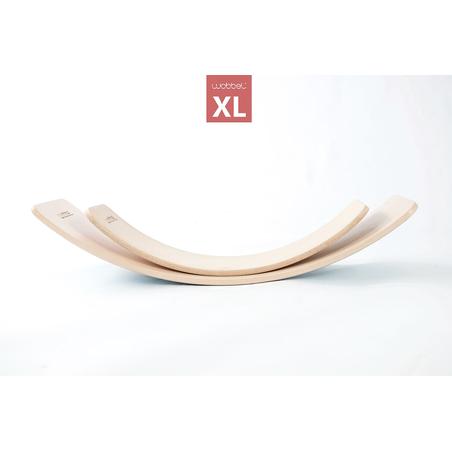 Deska do balansowania XL z filcem, Forest, Wobbel