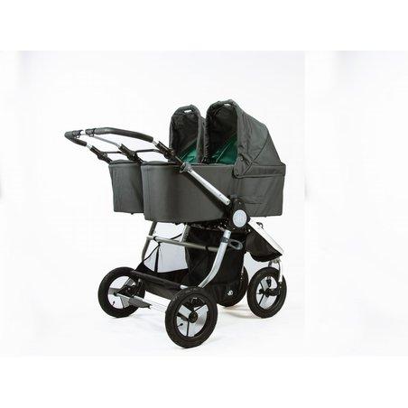 Bumbleride Gondola do wózka Indie Twin Dawn Grey BUMBLERIDE