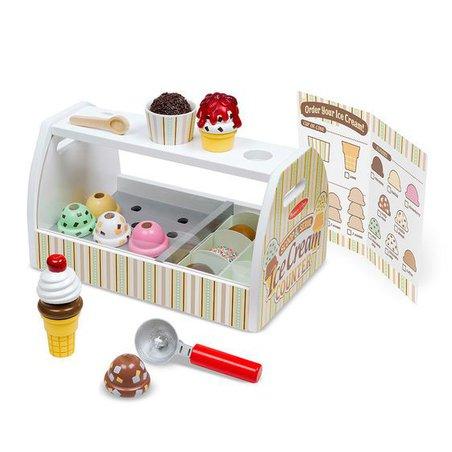 Melissa&Doug® - Lodziarnia -  zabawka sklep z lodami